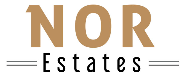 NOR Estates logo med res