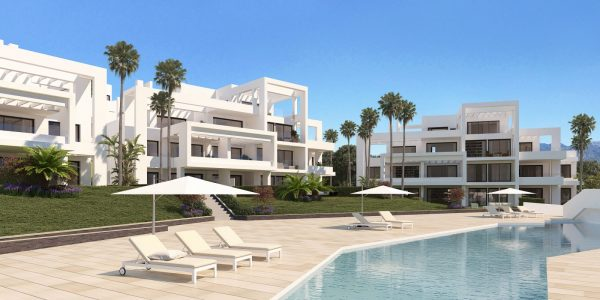 Atalaya-golf-apartments-modern-for-sale-marbella-benahavis-costa-del-sol