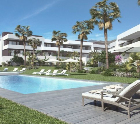 Luxury-townhouses-beachside-for-sale-mijas-la-cala-marbella-costa-del-sol