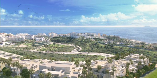 Views-Estepona-apartments-for-sale-Marbella-New-Costa-del-sol-for-sale-penthouse-beach