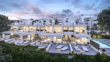 beach-side-townhouses-homes-for-sale-estepona-luxury-development-new-built-new-golden-mile-solkysten-solvilla